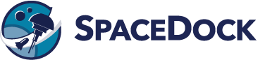SpaceDock-Icon-Text-Transparent-Blue.png